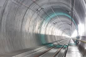 tunnel the best way through the alps is the world u0027s longest rail tunnel