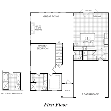 First Floor Master Bedroom Floor Plans New Home Builders In Greater St Louis Mo Sienna 2 Story House