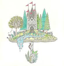 coloring pictures of books artist creates coloring books and sells more than a million