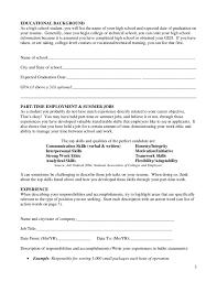 resume worksheet template high school resume worksheet best resume collection