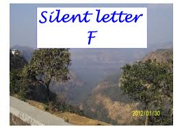 silent letter h silent letters in english words