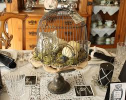 Decorative Bird Cages For Centerpieces by 112 Best Crafts Birdcages Decorative Images On Pinterest