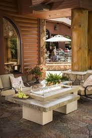 Gas Fire Pit Ring by Outdoor Gas Fire Pit Contemporary Patio Other By Colorado Patios