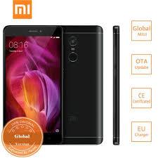 Xiaomi Redmi Note 4 Offical Global Version Xiaomi Redmi Note 4 4g 64gb Smartphone Black
