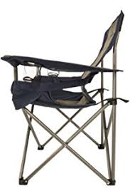 Ergonomic Folding Chair Amazon Com Strongback Elite Folding Camping Chair With Lumbar