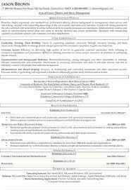resume on customer service manager resume sample best best sales resume templates samples