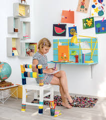 Kid Desk L Build An Easy Diy Desk Project Kid Sustainable Pals