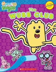 wow wow wubbzy wubb club scholastic scholastic