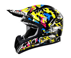 motocross helmet cheap buy airoh helmet airoh cr901 rookie junior multicolor helmets