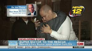Cory Booker Meme - newark mayor says he s not a hero after daring rescue of his