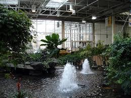 Botanical Gardens Calgary Devonian Gardens