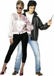Christian Halloween Costumes Grease Halloween Costumes Couple Sherrie Christian Rock