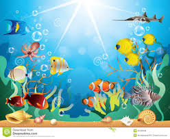 fish underwater clipart clipartxtras