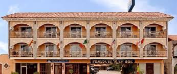hotel posada el rey sol ensenada mexico