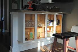 Kitchen Cabinet Glass Doors Only Adding Glass Doors To My Kitchen Cabinets