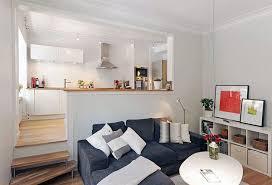 Inspiring Small Apartment With Vintage Details Freshomecom - Interior design for a small apartment