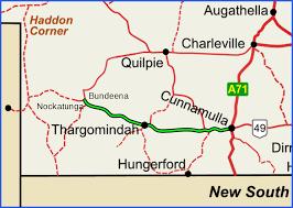 Mount Lindesay Highway Wikipedia Bulloo Developmental Road Wikipedia