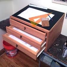 Desktop Drafting Table Benchtop Drafting Table Stoneywoodworks