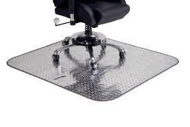Floor Mats For Office Chairs Diamond Plate Office Chair Mat