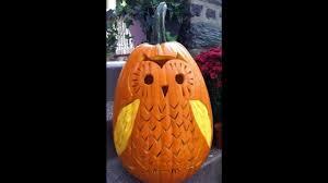 graveyard pumpkin carving patterns ideas originales y divertidas para decorar calabazas de halloween