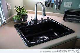 kitchen sinks and faucets designs 15 cool corner kitchen sink designs home design lover