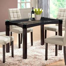 glass top tables dining room dolphin base glass top dining room table dining room tables ideas