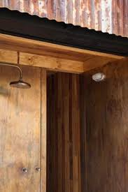 Spotted Gum Shiplap The Spotted Gum Cladding Is Already Softening To A Silvery Grey