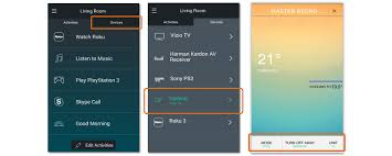 harmony and nest thermostat