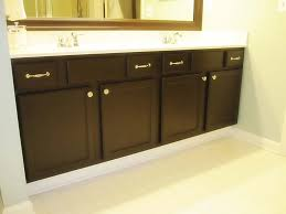 Brown Bathroom Ideas 23 Brown Painted Bathroom Cabinets After You Have Your Supplies