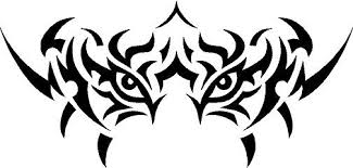harleysdecals tribal sun decal sticker