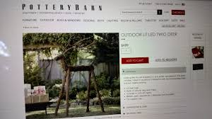 Pottery Barn Rug Sale by Curb Alert Pottery Barn Knockoff Outdoor Wood Deer
