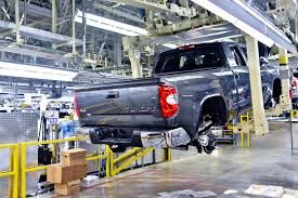 toyota motor photos inside toyota texas to see how the tundra and tacoma are