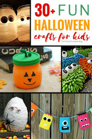 30 fun halloween crafts for kids the purple pumpkin blog