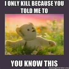 Snuggle Bear Meme - snuggle bear commercial meme info