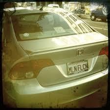 Fairfield Vanity License Plate Jennellmlester