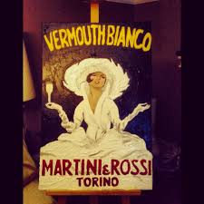 martini and rossi poster old poster martini rossi by kimbrat on deviantart