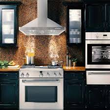 range hood with led lights 30 in ducted wall mount range hood in stainless steel with led