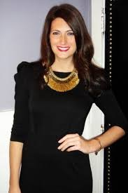 black necklace dress images Gold stella dot necklaces black bb dakota dresses quot holiday jpg