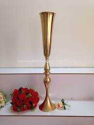 Trumpet Vase Wedding Centerpieces by Accept Paypal Visa Credit Card Wholesale Trumpet Vase For Wedding