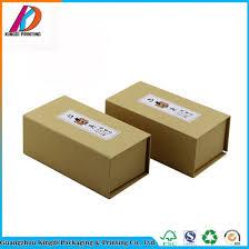 unique box china unique magnetic closure cardboard paper tea box packaging