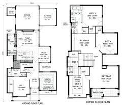 2 story modern house floor plans modern mansions floor plans innovation ideas luxury modern house
