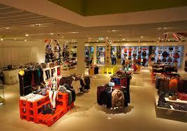 store decoration bershka shop interior decoration lighting by alex montiel retail