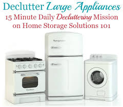 common kitchen appliances large appliance disposal removal guide