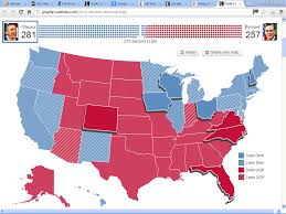 Presidential Election 2016 Predictions By State Html by Updated Prediction Of U S Presidential Election 2012 Anthony