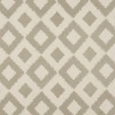 f schumacher puka diamond sea oyster 175823 interior decor fabric