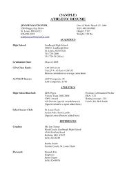 Resume Builder Sample Sample On How To Make Resume Resume For College Application