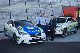 lexus join v8 supercars lexus gs and rx hybrids joining australian police autoevolution