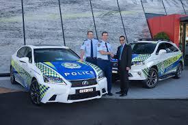 lexus cars australia lexus gs and rx hybrids joining australian police autoevolution