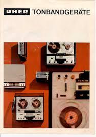 werbung prospekt prospekt 1965