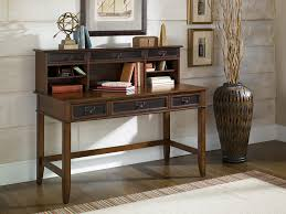 Wooden Desk With Shelves Furniture Fill Your Home Especially Your Living Room With